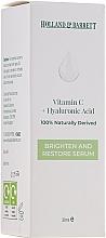 Серум за лице с витамин С и хиалуронова киселина - Holland & Barrett Vitamin C + Hyaluronic Acid Serum — снимка N1