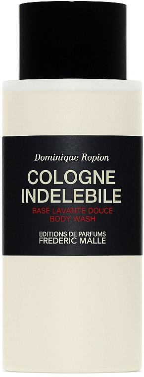 Frederic Malle Cologne Indelebile - Душ гел — снимка N1
