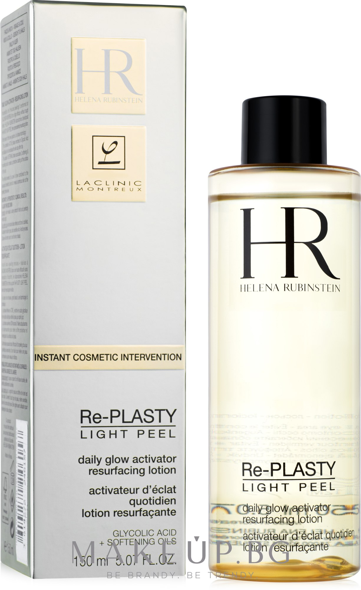 Пилинг-лосион за лице - Helena Rubinstein Re-Plasty Light Peel Lotion — снимка 150 ml