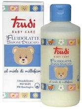 Парфюми, Парфюмерия, козметика Деликатен течен сапун за деца - Trudi Baby Care Fluidolatte Gentle Soap