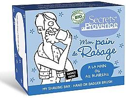 Парфюми, Парфюмерия, козметика Сапун за бръснене - Secrets De Provence My Shaving Bar Hand Or Badger Brush
