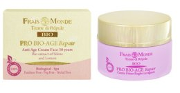 Парфюми, Парфюмерия, козметика Дневен крем за лице 30+ - Frais Monde Pro Bio-Age Repair Anti Age Face Cream 30 Years