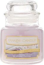 Парфюмерия и Козметика Ароматна свещ - Yankee Candle Honey Lavender Gelato