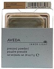 Парфюми, Парфюмерия, козметика Минерална пудра - Aveda Inner Light Mineral Pressed Powder (пълнител)