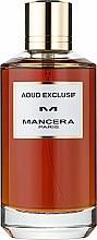 Парфюмерия и Козметика Mancera Aoud Exclusif - Парфюмна вода