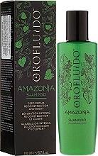 Парфюми, Парфюмерия, козметика Шампоан за изтощена и увредена коса - Orofluido Amazonia Shampoo