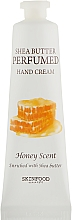 Парфюмерия и Козметика Крем за ръце - Skinfood Shea Butter Perfumed Hand Cream Honey Scent