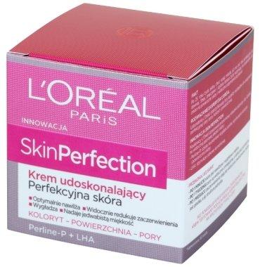 Възстановяващ крем за лице - L'Oreal Paris Skin Perfection Perline-P+LHA Cream
