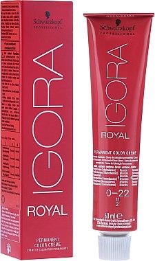 Боя за коса - Schwarzkopf Professional Igora Royal