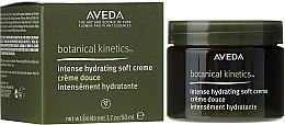 Интензивно хидратиращ лек крем за лице - Aveda Botanical Kinetics Intense Hydrating Soft Creme — снимка N1