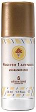 Парфюмерия и Козметика Atkinsons English Lavender - Рол-он дезодорант