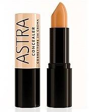 Парфюмерия и Козметика Кремообразен стик коректор - Astra Make-Up Concealer