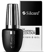 Парфюми, Парфюмерия, козметика База за нокти - Silcare The Garden of Colour Peel-Off Base