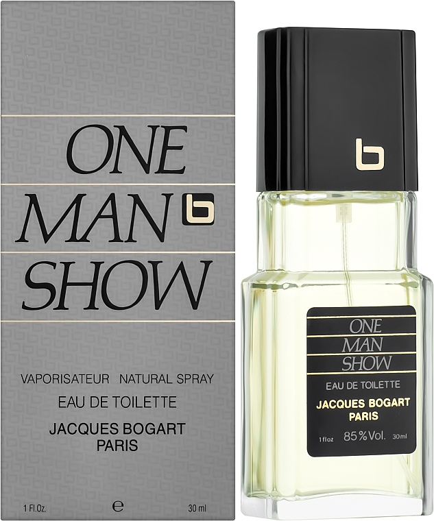 Bogart One Man Show - Тоалетна вода — снимка N2