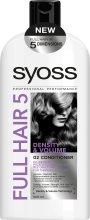 Парфюми, Парфюмерия, козметика Балсам за тънка коса без обем - Syoss Full Hair 5 Conditioner