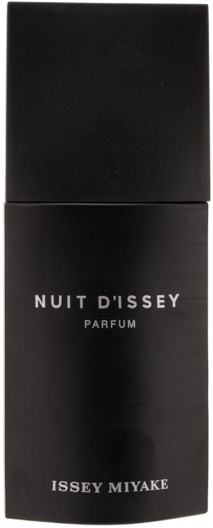 Issey Miyake Nuit d'Issey Parfum - Парфюмна вода ( тестер с капачка )