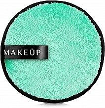 """Парфюмерия и Козметика Гъба за почистване на лице, цвят мента """"My Cookie"""" - MakeUp Makeup Cleansing Sponge Mint"""
