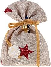 Парфюмерия и Козметика Ароматна торбичка, със звезди, евкалипт - Essencias De Portugal Tradition Charm Air Freshener