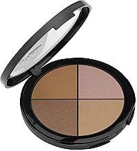 Парфюмерия и Козметика Палитра за контуриране - Aden Cosmetics Contouring Palette