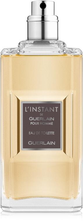 Guerlain LInstant de Guerlain Pour Homme - Тоалетна вода (тестер без капачка)