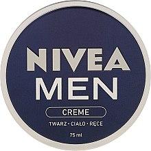 Парфюмерия и Козметика Универсален крем за мъже - Nivea Men Creme