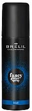 Парфюмерия и Козметика Блестящ спрей за коса - Brelil Professional Colorianne Fancy Glitter Spray