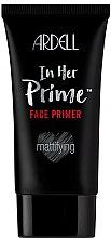 Парфюми, Парфюмерия, козметика Матираща основа за лице - Ardell In Her Prime Face Primer Mattifying