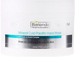 Парфюми, Парфюмерия, козметика Минерална маска за ръце - Bielenda Professional Mineral Cold Paraffin Hand Mask