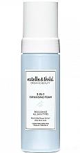 Парфюмерия и Козметика Освежаваща почистваща пяна за лице 3в1 - Estelle & Thild BioCleanse 3in1 Cleansing Foam