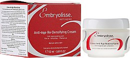 Парфюмерия и Козметика Антистареещ крем за еластична кожа - Embryolisse Anti-age Redensifiante Cream