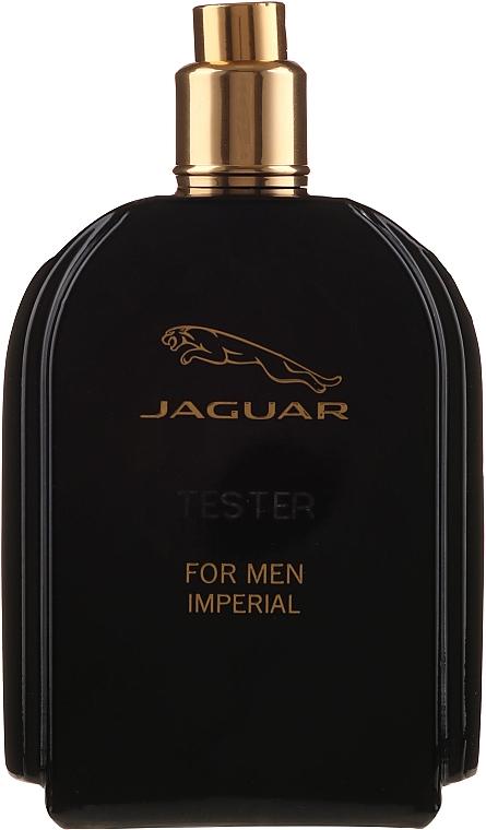 Jaguar Imperial for Men - Тоалетна вода (тестер без капачка)  — снимка N3