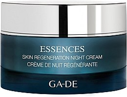 Парфюми, Парфюмерия, козметика Възстановяващ нощен крем - Ga-De Essences Skin Regeneration Night Cream