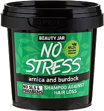 Парфюмерия и Козметика Шампоан против косопад - Beauty Jar No Stress Shampoo Against Hair Loss