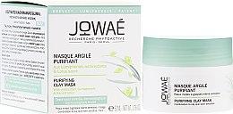 Парфюми, Парфюмерия, козметика Почистваща маска за лице - Jowae Masque Argile Purifiant Purifying Clay Mask