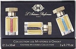 Парфюми, Парфюмерия, козметика L`Artisan Parfumeur Collection Mysteres D'Orient - Комплект (edt/30ml + edt/30ml + edp/30ml)