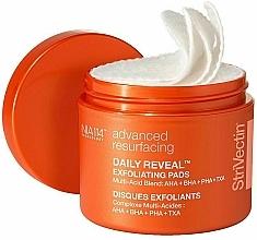 Парфюмерия и Козметика Козметични тампони за лице - Strivectin Advanced Resurfacing Daily Reveal Exfoliating Pads