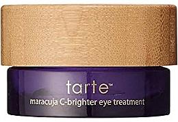 Парфюмерия и Козметика Изсветляващ околоочен крем - Tarte Cosmetics Maracuja C-Brighter Eye Treatment