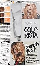 Парфюмерия и Козметика Изсветляваща крем-боя за коса - L'Oreal Paris Colorista Brunette Bleach