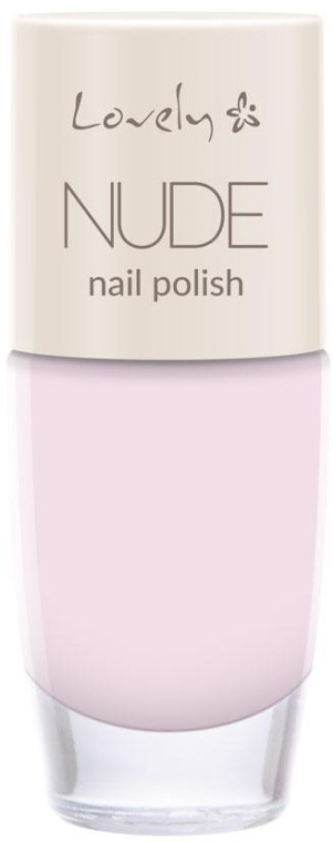 Лак за нокти - Lovely Nude Nail Polish