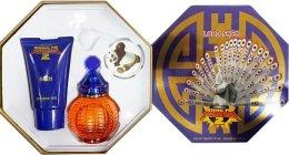 Парфюми, Парфюмерия, козметика First American Brands Kung Fu Panda 2 Lord Shen - Комплект (тоал. вода/50ml + душ гел/75ml + значка)