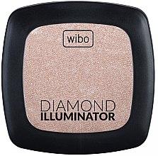 Парфюмерия и Козметика Хайлайтър - Wibo Diamond Illuminator