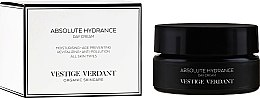 Парфюмерия и Козметика Дневен крем за лице - Vestige Verdant Absolute Hydrance Day Cream