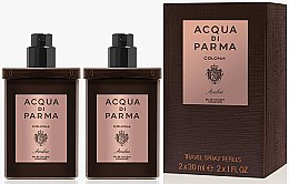 Парфюмерия и Козметика Acqua di Parma Colonia Ambra Travel Spray Refills - Одеколон