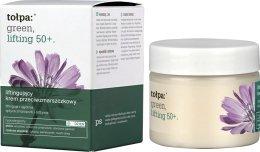 Парфюми, Парфюмерия, козметика Дневен крем за лице - Tolpa Green Lifting 50+ Anti-Wrinkle Day Cream