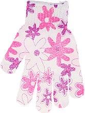 Парфюмерия и Козметика Почистваща ръкавица за баня, 30512, разноцветна - Top Choice