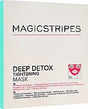 Парфюмерия и Козметика Дълбоко почистваща детокс маска за лице - Magicstripes Deep Detox Tightening Mask