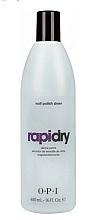 Парфюмерия и Козметика Изсушител за лак за нокти с масло авоплекс - O.P.I RapiDry Avoplex Oil