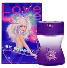 Парфюми, Парфюмерия, козметика Morgan Love Love At Night - Тоалетна вода