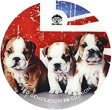 Парфюми, Парфюмерия, козметика ВВ-кушон - Dr. Mola 3rd Generation BB Cushion Dogs