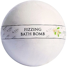 "Парфюмерия и Козметика Бомбичка за вана ""Жасмин"" - Kanu Nature Fizzing Bath Bomb Jasmine"